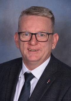 Mr. Justin Thompson, Principal Coral Park Primary School